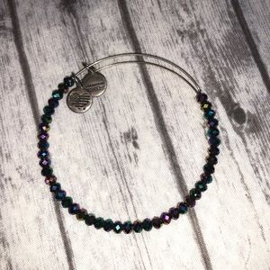 Alex & Ani Beaded Bracelet